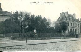 N°31956 -cpa Alençon -la Caisse D'Epargne- - Banques