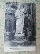 Musee De Cluny (pierre). La Vierge, Art Francais (XIIIe Siecle) - Sculture