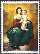 Great Britain 1967 - Christmas, Painting By Murillo : Madonna & Child ( Mi 475 - YT 500 ) MNH**