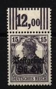 Ober-Ost,7b,OR W,xx - Besetzungen 1914-18