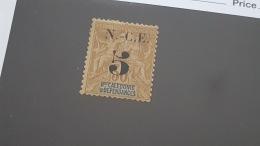 LOT 341374 TIMBRE DE COLONIE NCE NEUF* N°65 VALEUR 15 EUROS