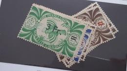 LOT 341396 TIMBRE DE COLONIE NCE NEUF*  N°249 A 256 VALEUR 11 EUROS
