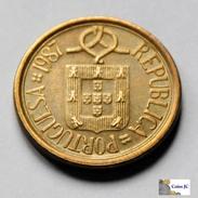 Portugal - 10 Escudos - 1987 - Portugal