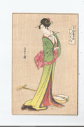 JAPANESE HAND MADE WOOD BLOCK PRINTS - Japon