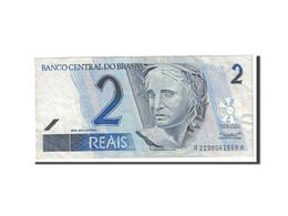 Brésil, 2 Reais, 2001, KM:249a, TTB - Brésil