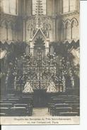 PARIS   Chapelle Des Servantes Du Tres Saint Sacrement ,rue Cortambert    ETAT !! - Arrondissement: 16