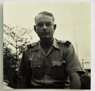 Photographie Général De Beaufort Guerre Indochine Nha Trang 1954 Dien Bien Phu - War, Military