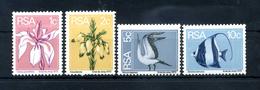 1974 SUD AFRICA SERIE COMPLETA MNH**375/378 - Nuovi
