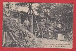Position D Artillerie Allemande Dans La Marne - Non Classificati