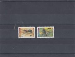 Bulgarie - Neufs** - Année 1992 - Insectes Divers - YT 3461/3462