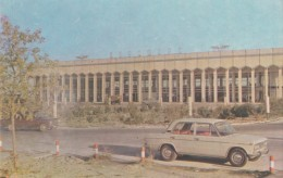 CPA - Samarkand ( Samarcande ) - L'aéroport - Uzbekistan