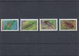 Bulgarie - Neufs** - Année 1993 - Insectes Divers - YT 3545/3548