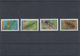 Bulgarie - Neufs** - Année 1993 - Insectes Divers - YT 3545/3548 - Bulgaria