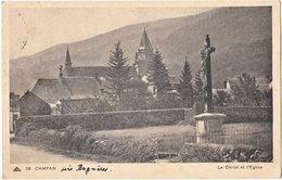 65. CAMPAN. Le Christ Et L'Eglise. 50 - Campan