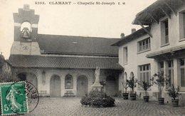 CPA CLAMART - CHAPELLE ST JOSEPH - Clamart