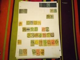 D1050 LOT FEUILLES BELGIQUE A TRIER BELLE COTE DÉPART 10€ - Sammlungen (im Alben)