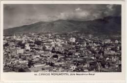 CARACAS  Monumental, Viste Panoramica Parcial - Venezuela