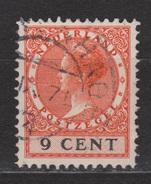 NVPH Nederland Netherlands Pays Bas Niederlande Holanda 152 Used ; Koningin, Queen, Reine, Reina Wilhelmina 1924 - Usati