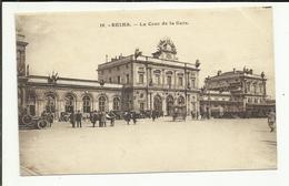 REIMS / LA COUR DE LA GARE - Reims