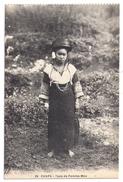 CPA Chapa Tonkin Viet-Nam Groupe Ethnique Type Femme Méo N°29 Non écrite - Viêt-Nam