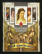 Empress Sisi Playing Cards, Austria, 54 Card Deck, New, Sealed. - Playing Cards (classic)
