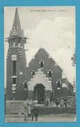 CPA L'Eglise ENGLEBELMER 80 - Frankreich