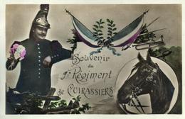 Souvenir Du 9e Regiment De Cuirassiers - Régiments