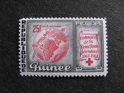 GUINEE : TB PA N° 35, Neuf X. - Guinée (1958-...)