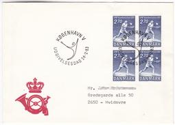 845 International Badminton Federation World Championships 1983 Copenhagen FDC
