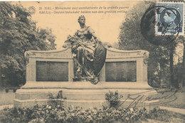 HALLE / MONUMENT 1914-18 - Halle