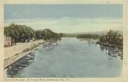 Rivière St. François - St. Francis River, Sherbrooke, P. Q. - 14 - Ed. The Photogelatine Engraving Co., Toronto - Sherbrooke