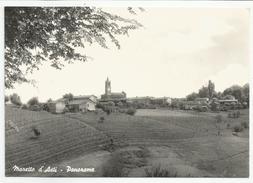 ASTI (066) - MARETTO D'ASTI Panorama - FG/Vg 1979 (spedita, Con Firma, Dal Parroco) - Asti
