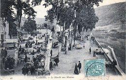 Cahors. Le Marché Aux Moutons - Markets