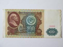Russia 100 Rubles 1991 - Russie