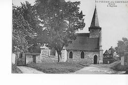 Saint Pierre Du Vauvray - L'Eglise - Francia