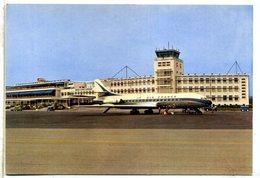 06 NICE ++ La Caravelle Et L'Aéroport De Nice-Côte-d'Azur ++ - Luftfahrt - Flughafen