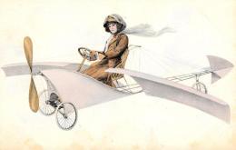 [DC3981] CPA - AEREOPLANI - Non Viaggiata 1912 - Old Postcard - ....-1914: Precursori
