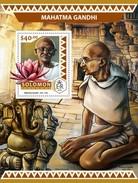 Solomon Islands. 2016 Mahatma Gandhi. (505b)