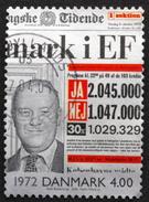 Denmark  2000  Prime Minister Krag.  MiNr.1263  ( Lot  D 580 )