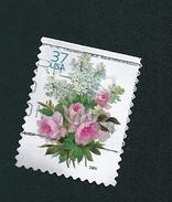 N° 3543 Fleurs -bouquet De Roses  Tp Non Dentelé En Haut  USA Timbre Etats-Unis (2004) Oblitéré - United States