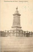 A-17-2387 : MONUMENT AUX MORTS DE LA GRANDE-GUERRE 1914-1918.  SAUVIAT-SUR-VIGE - France