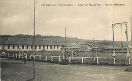 BELFORT - Régiment D'infanterie, Caserne Maud'huy,stade Militaire. - Régiments