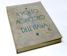 Arturo Marescalchi - Il Volto Agricolo Dell'Italia - Volume Primo - 1936 - History, Biography, Philosophy