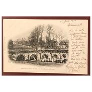 Airvault  Le Pont Roman De Vernay  Précurseur  212  Jules Robuchon Poitiers - Airvault