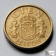 España - 100 Pesetas - 1990 - [ 5] 1949-… : Koninkrijk