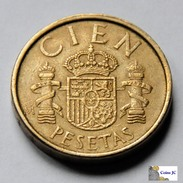 España - 100 Pesetas - 1990 - [ 5] 1949-… : Reino