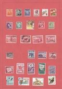 Australie - Collection Vendue Page Par Page - Timbres Oblitérés / Neufs */** (avec Ou Sans Charnière) - B/TB - Collections