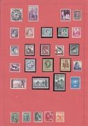 Australie - Collection Vendue Page Par Page - Timbres Oblitérés / Neufs */** (avec Ou Sans Charnière) - B/TB - Australia