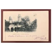 Apremont  Vendée  Le Chateau  Précurseur  Amiaud - France