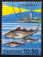 Denmark 2002  Se-forskning.   Minr.1317  (O)   ( Lot  D 596  )   Lighthouse